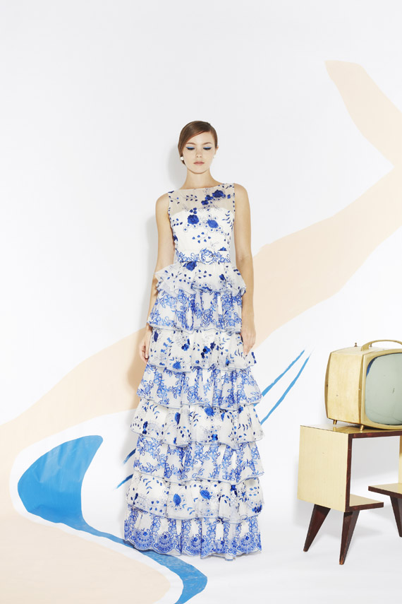 Alice + Olivia Spring 2013 Collectio (33)
