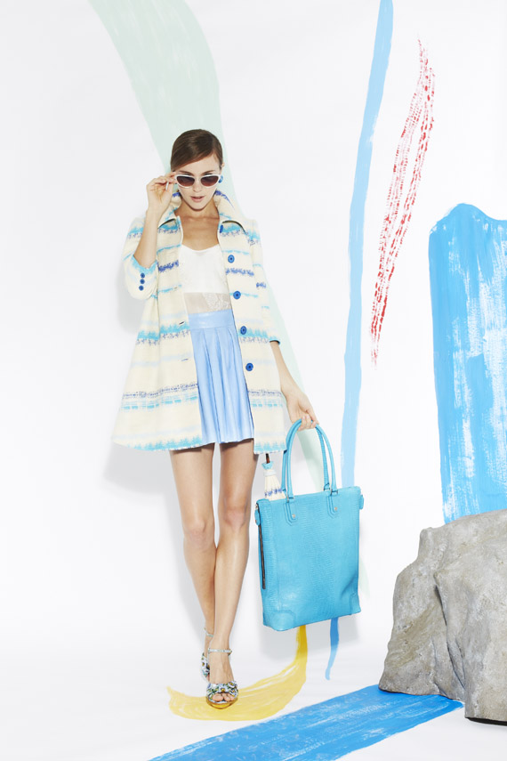 Alice + Olivia Spring 2013 Collectio (26)