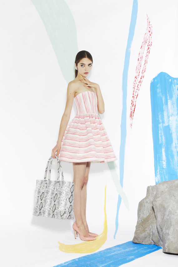 Alice + Olivia Spring 2013 Collectio (17)