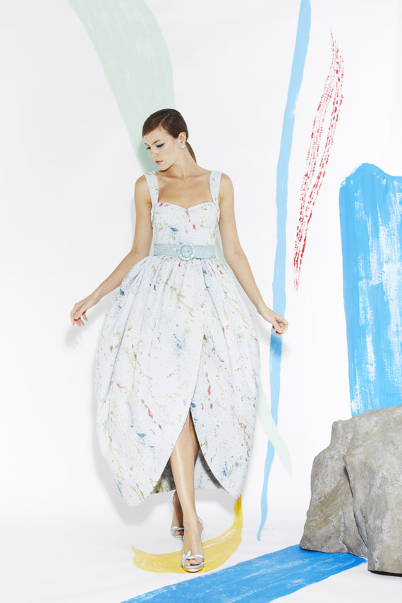 Alice + Olivia Spring 2013 Collectio (15)