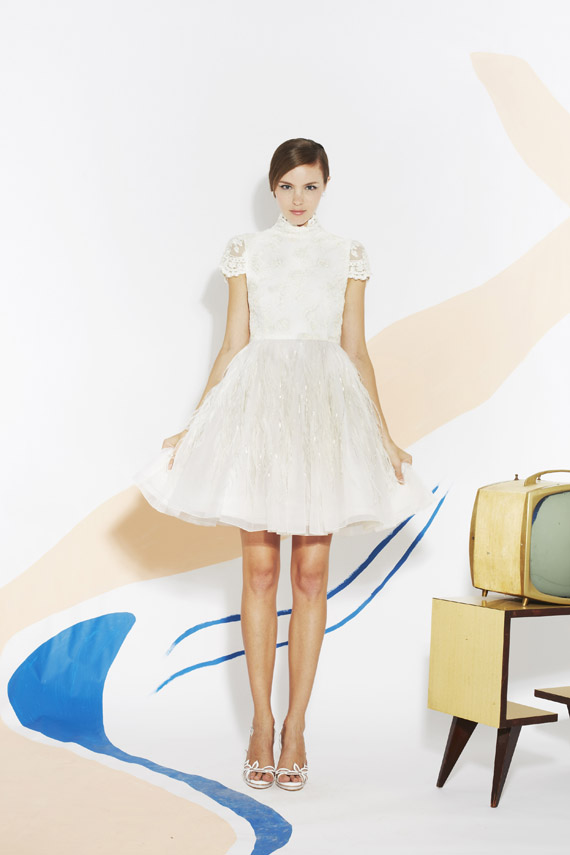 Alice + Olivia Spring 2013 Collectio (7)