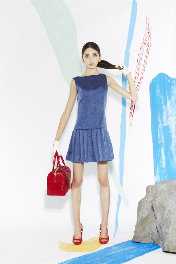 Alice + Olivia Spring 2013 Collectio (2)