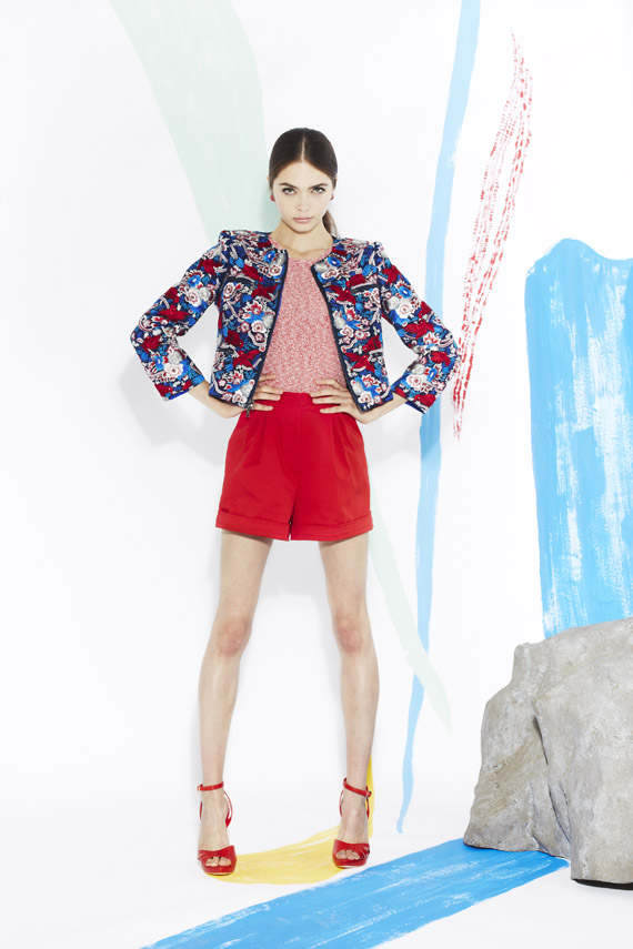 Alice + Olivia Spring 2013 Collectio (1)