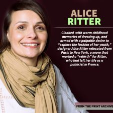Alice Ritter: French Girl in New York