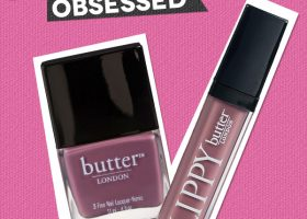 Current Obsession: Butter London's Manicure-Matching Lippy in Toff