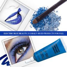 Electric Blue Beauty: 5 Cobalt-Hued Products For Fall