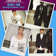 Fashion Week Chronicles: Siki Im's Georgia O'Keefe Menswear Inspired Collection