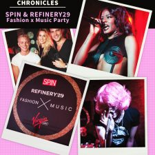 The Fashion Week Chronicles: SPIN x Refinery29 Party With Azealia Banks and Hunter