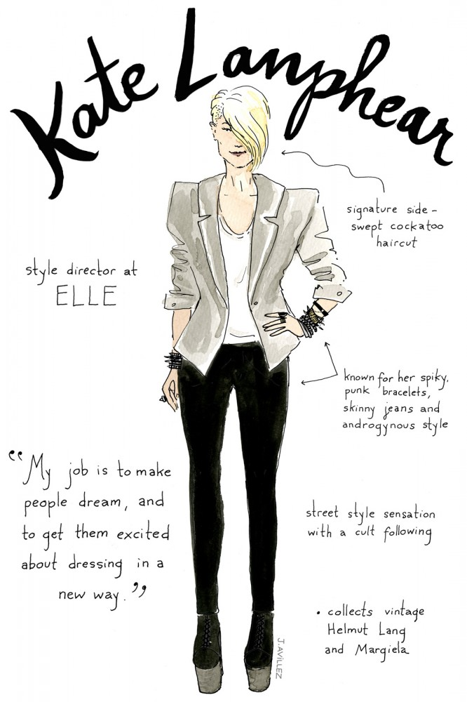 From Alt to Zahm: An Illustrated Guide to the 12 Most Recognized Fashion Editors (6)
