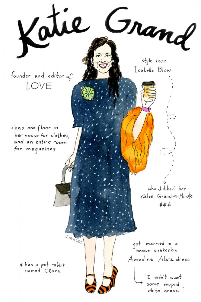From Alt to Zahm: An Illustrated Guide to the 12 Most Recognized Fashion Editors (7)