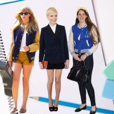 So Cool for School: Fall's Scholarly Style