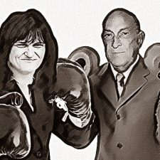 The Case of the Hot Dog: Oscar de la Renta and Fashion Critic Cathy Horyn's Public Fashion Feud