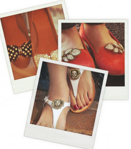 Jacob Lily Redefines Transformative Style with Vintage-Inspired Shoe-Clips