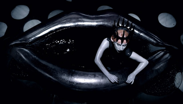 Lady Gaga Debuts Steven Klein-Directed FAME Video