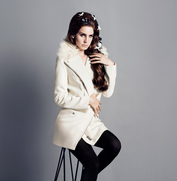 Lana Del Ray for H&amp;M (8)