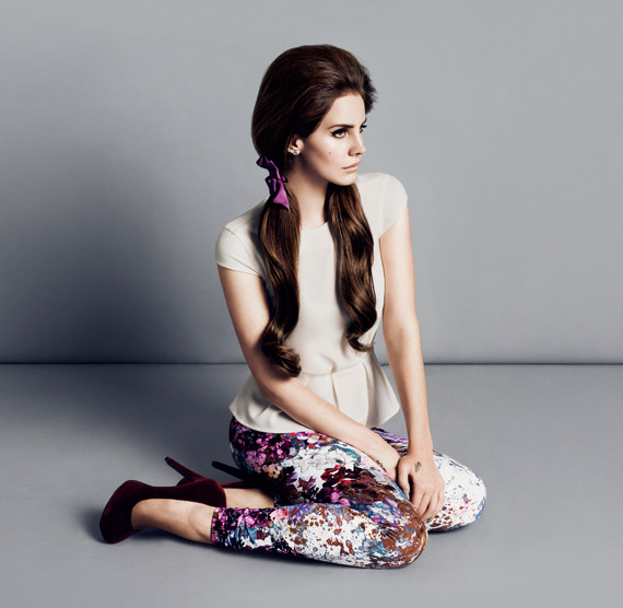 Lana Del Ray for H&amp;M (6)