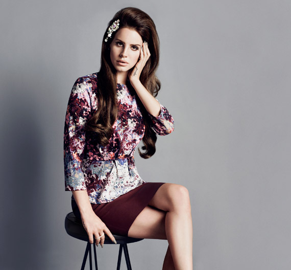 Lana Del Ray for H&amp;M (5)