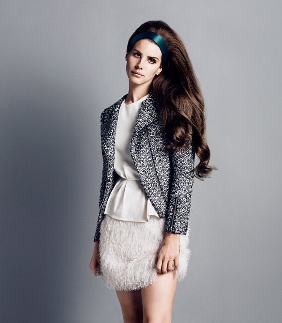 Lana Del Ray for H&amp;M (4)