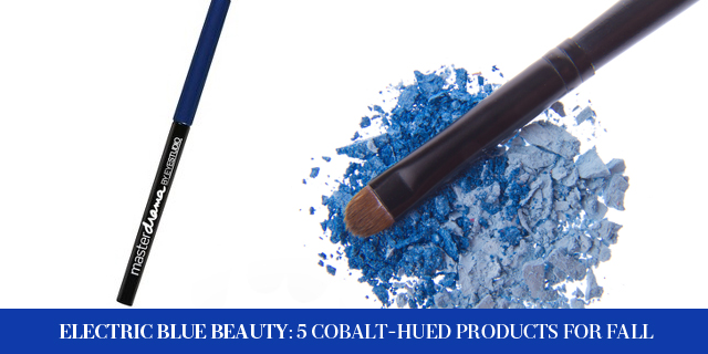 Electric Blue Beauty: 5 Cobalt-Hued Products For Fall (6)