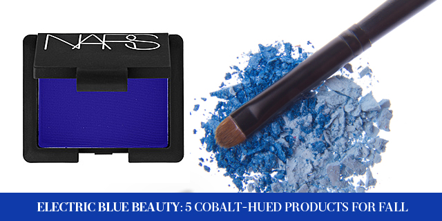 Electric Blue Beauty: 5 Cobalt-Hued Products For Fall (5)