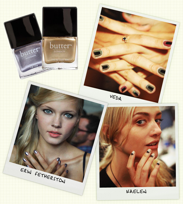 Runway Ready Nails: Butter London's Fashion Week Manis