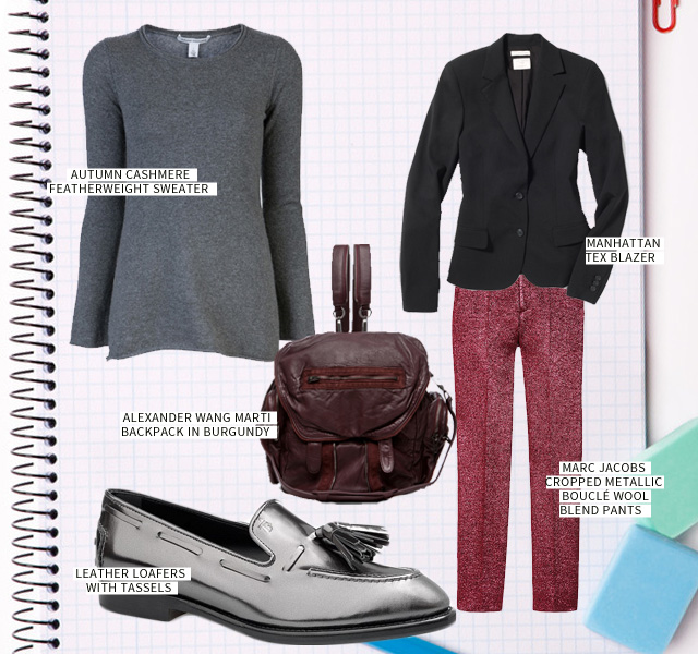 So Cool For School: How to Work Fall's Scholarly Style (3)