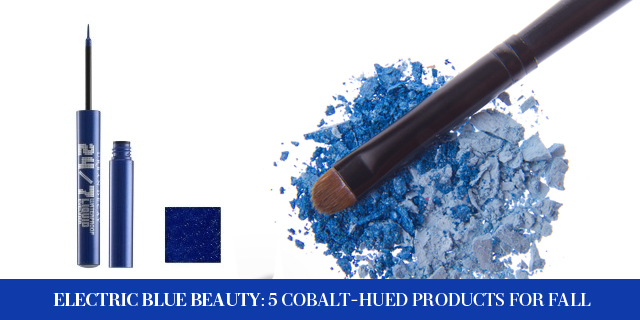 Electric Blue Beauty: 5 Cobalt-Hued Products For Fall (4)