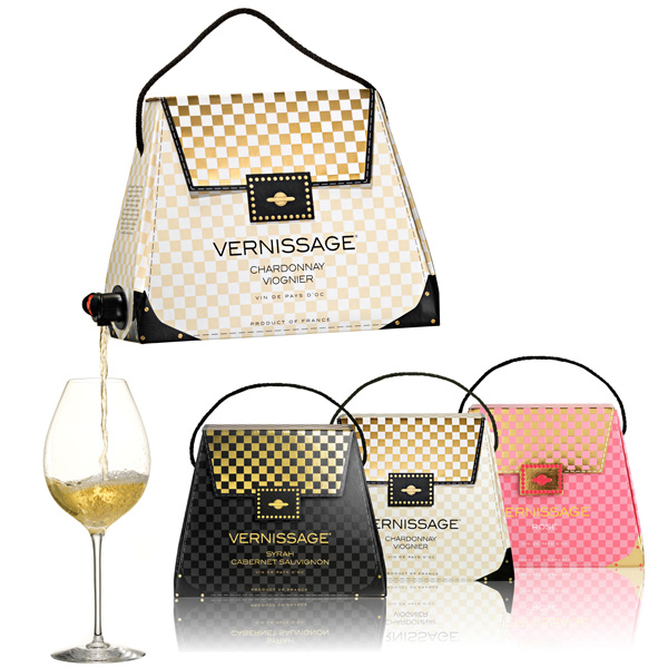 Wine in a Purse: A Stylish Way to Make Your Drinking Problem More Socially Acceptable