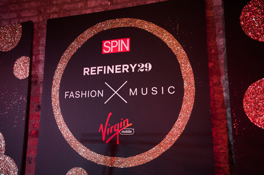 FASHION X MUSIC presented by Virgin Mobile in Collaboration with Refinery29 & SPIN featuring Azealia Banks at the Wythe Hotel (21)