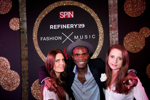 FASHION X MUSIC presented by Virgin Mobile in Collaboration with Refinery29 & SPIN featuring Azealia Banks at the Wythe Hotel (4)