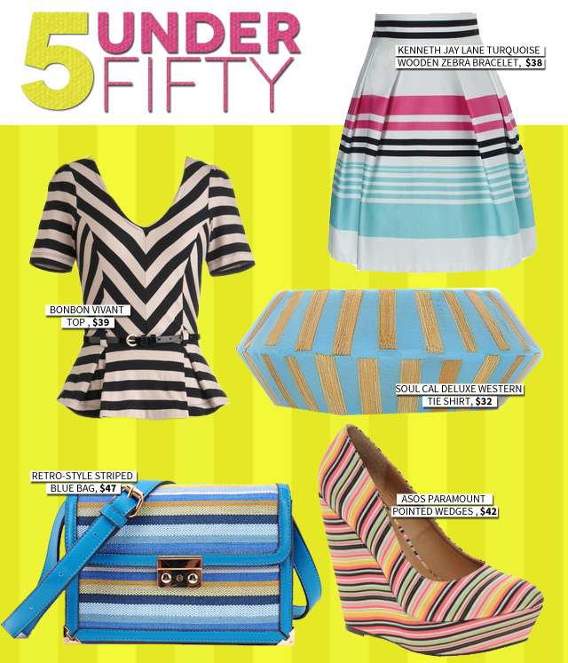 5 Under Fifty: Earning Your Stripes