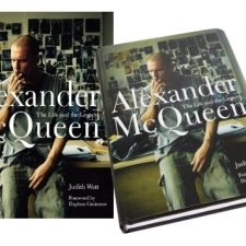 Behold, It's An Alexander McQueen Book