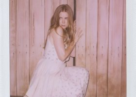 Actress Amy Adams poses for Boy. by Band of Outsiders Autumn 2012 campaign. (20)