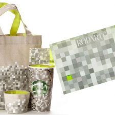 And Unlikely Duo:  Rodarte & Starbucks Team Up for the Holidays