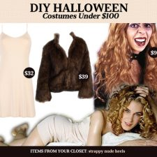 DIY Halloween Costumes Under $100: Carrie Bradshaw