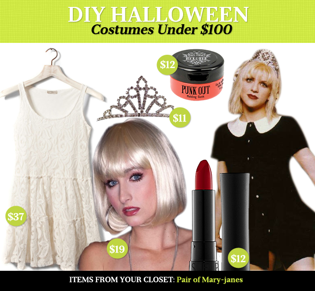 DIY Costumes Courtney Love