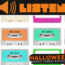 LISTEN: Halloween Mixtape Edition
