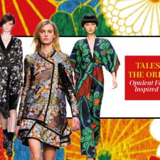 Tales of the Orient: Opulent Far East-Inspired Style