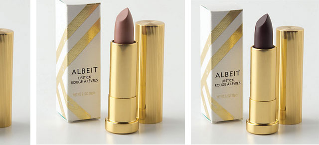 When Retail and Cosmetics Collide: Anthropologie's Albeit Lipstick Line