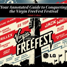 Virgin Mobile FreeFest: Your Annotated Guide to Conquering the Festival