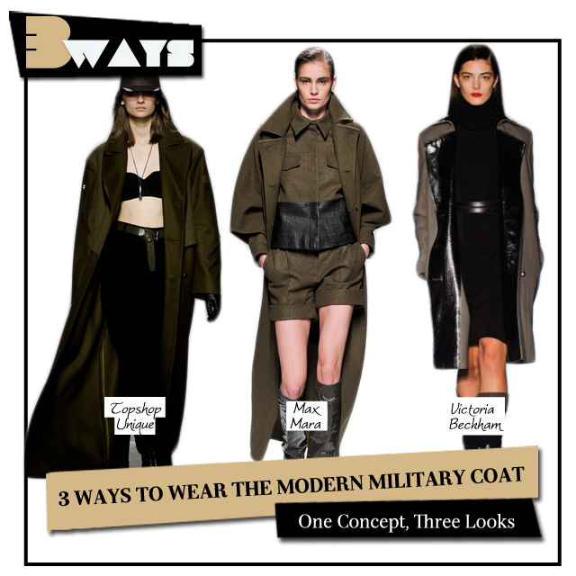 Attention! 3 Ways to Wear the Modern Military Coat (4)