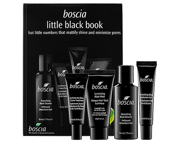 Back in Black: Boscia's Perfect Pore Minimizing Kit