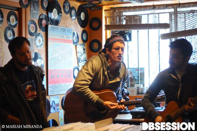 Photo Diary: The Revivalists Play a Pop-Up Show at Som Records in Washington, D.C. (13)
