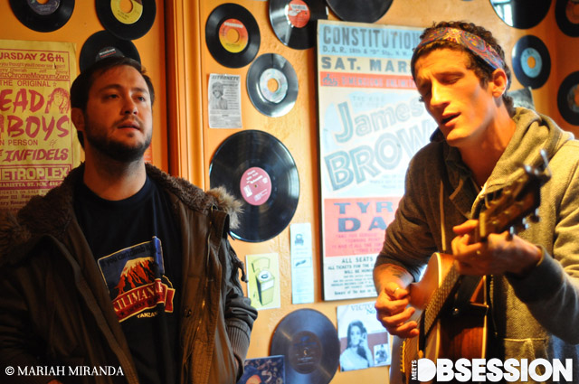 Photo Diary: The Revivalists Play a Pop-Up Show at Som Records in Washington, D.C. (7)