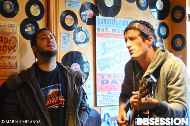 Photo Diary: The Revivalists Play a Pop-Up Show at Som Records in Washington, D.C. (3)