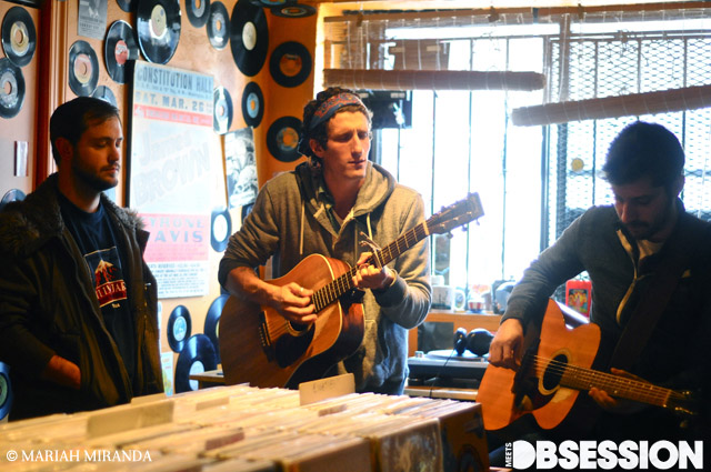 Photo Diary: The Revivalists Play a Pop-Up Show at Som Records in Washington, D.C. (2)