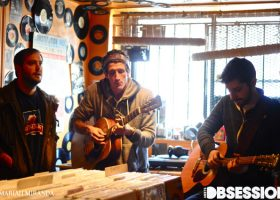 Photo Diary: The Revivalists Play a Pop-Up Show at Som Records in Washington, D.C. (1)