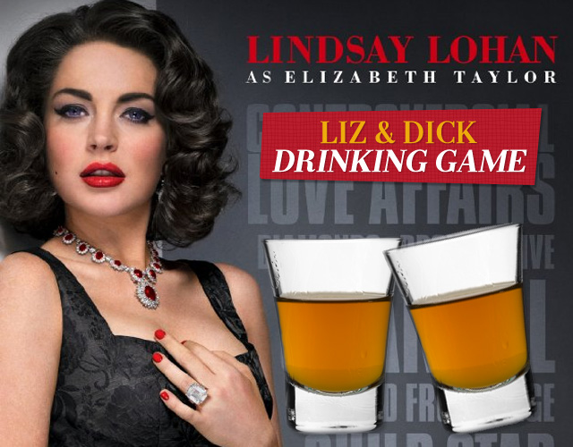 The Liz & Dick Drinking Game