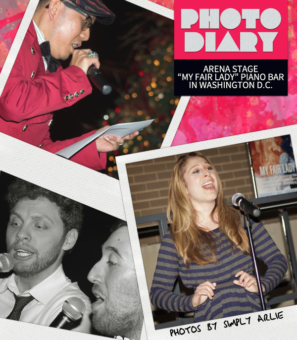 """Photo Diary: Arena Stage """"My Fair Lady"""" Piano Bar (64)"""