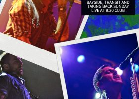 Photo Diary: Bayside, Transit and Taking Back Sunday LIVE At 9:30 Club (51)